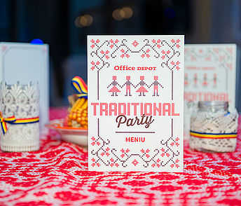 2016 Office Depot - Traditional Party