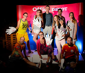 2016 Office Depot Funky Sports Party